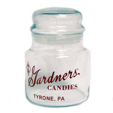 Gardners Candies Clear Jar