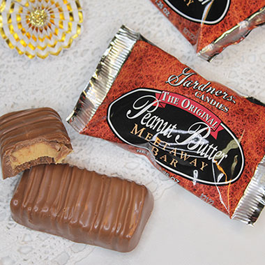 Gardners Original Peanut Butter Meltaway® Candy Bar