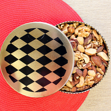 Roasted Mixed Nuts Tin - Father's Day Tin