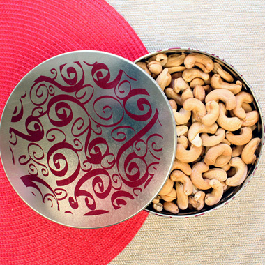 Whole Jumbo Cashews - Father's Day Tin 2 lb.