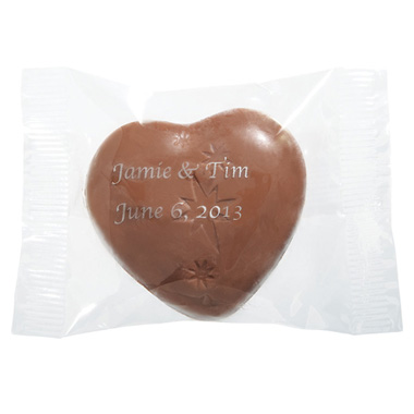 Wrapped Heart With Text