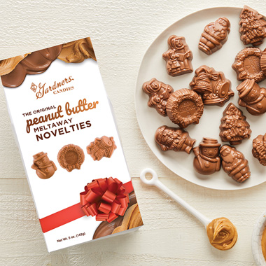 Gardners Original Peanut Butter Meltaway® Novelties