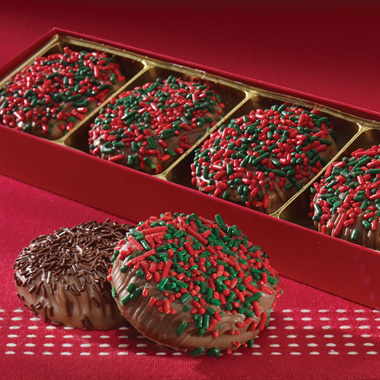 Holiday Cookies (Oreos®)