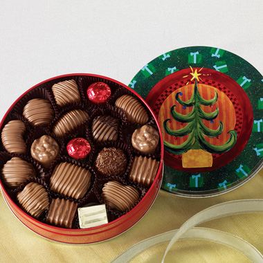 Holiday Chocolate Assortment
