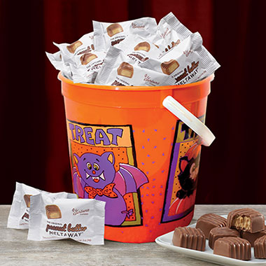 Original Peanut Butter Meltaway® Halloween Pail