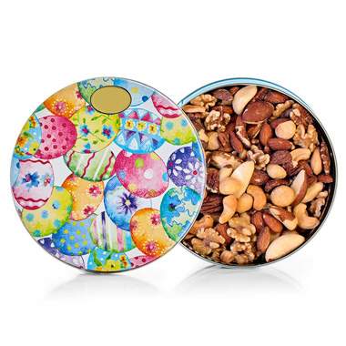 Roasted Mixed Nuts - Easter Tin