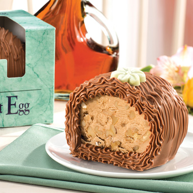 Maple Nut Egg