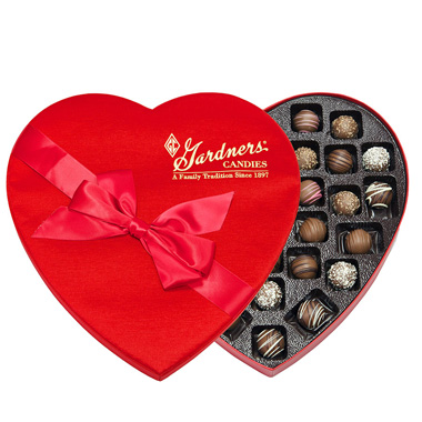 Heart - Assorted Truffles