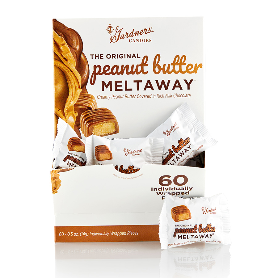 Original Peanut Butter Meltaway® Bite-Size Pieces