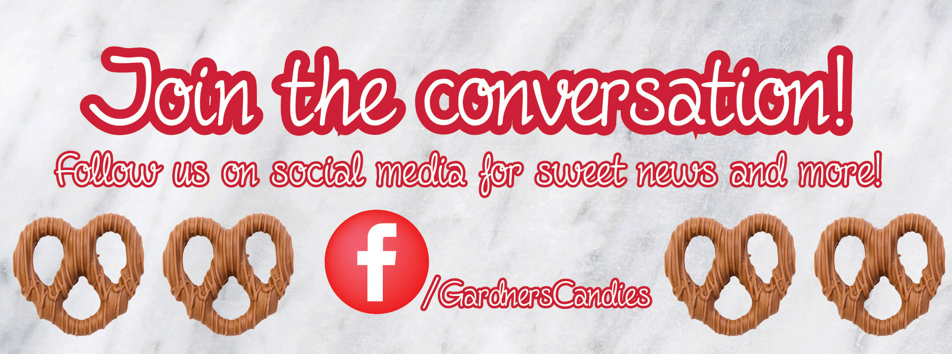 Gardners Candies Facebook